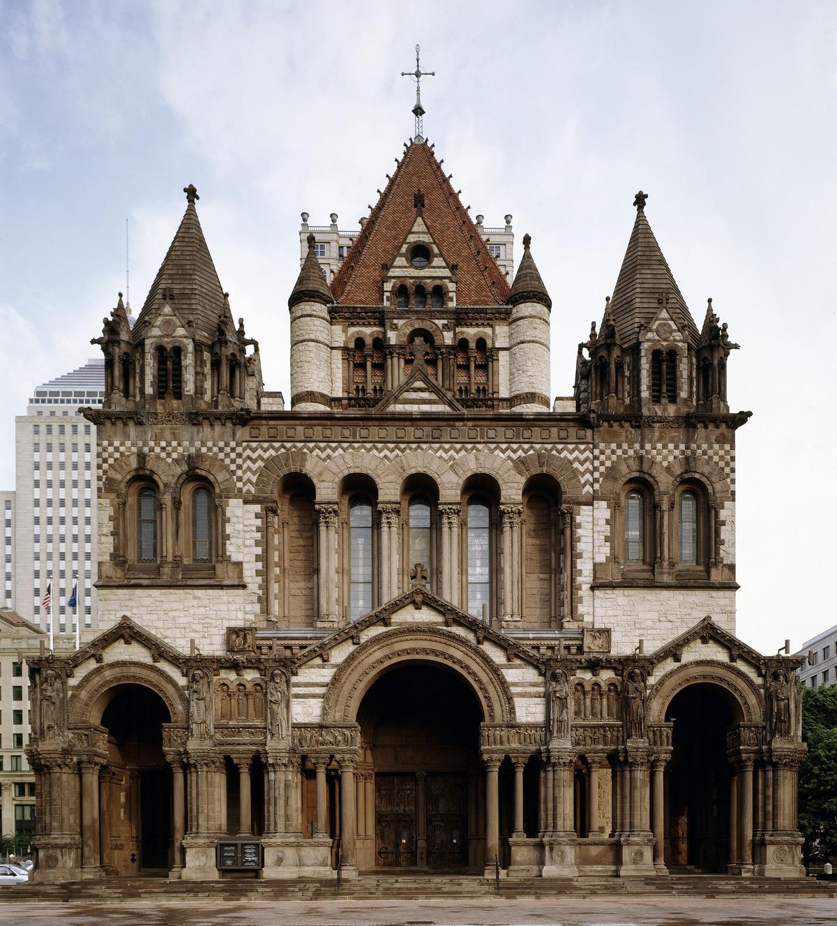 Trinity Church (boston)  Wikipedia