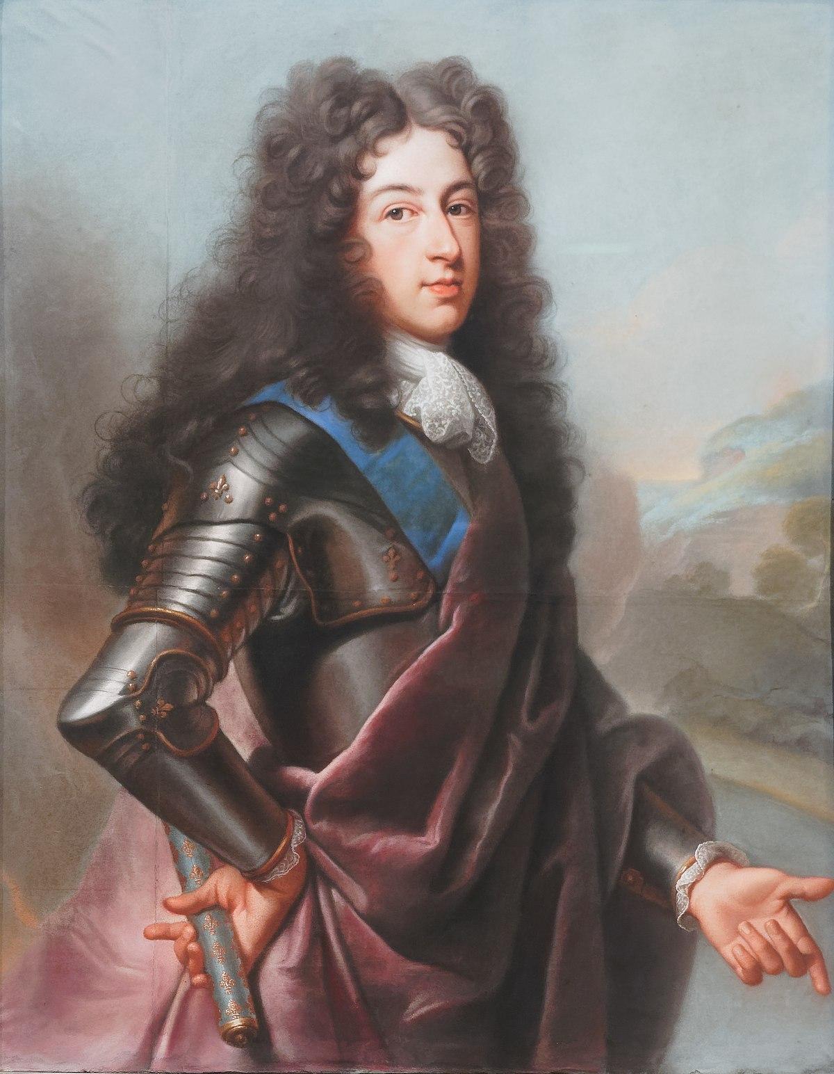 Louis De France (1682-1712) : louis, france, (1682-1712), File:Vivien, Louis, France,, Burgundy, Louvre.jpg, Wikimedia, Commons
