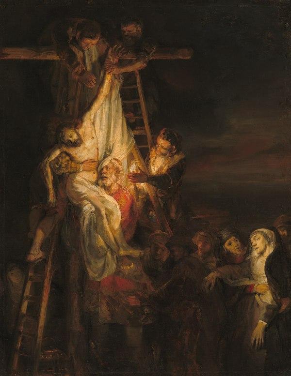 Descent Cross Rembrandt 1650 52 - Wikipedia