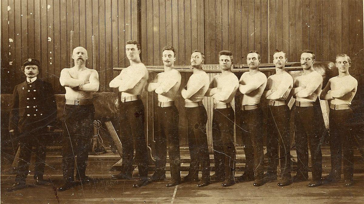 1905 World Artistic Gymnastics Championships  Wikipedia