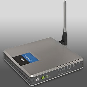 linksys wag54gs: