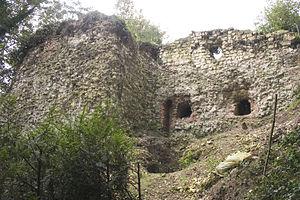 The bastion du Dauphin