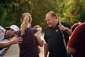 Barry Trotz, coach of the Nashville Predators