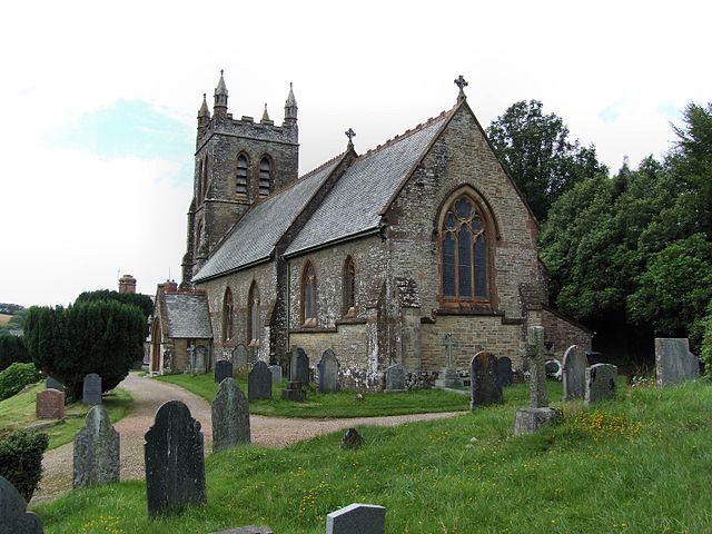 Christ's Church, Parracombe, Devon