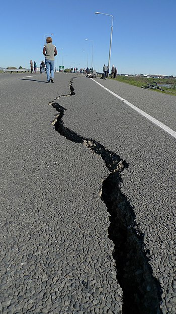 Aftermath of September 4th Earthquake in Chris...