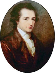 Johann Wolfgang von Goethe, 1749  -  1832