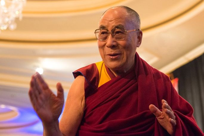 His Holiness the Dalai Lama2014