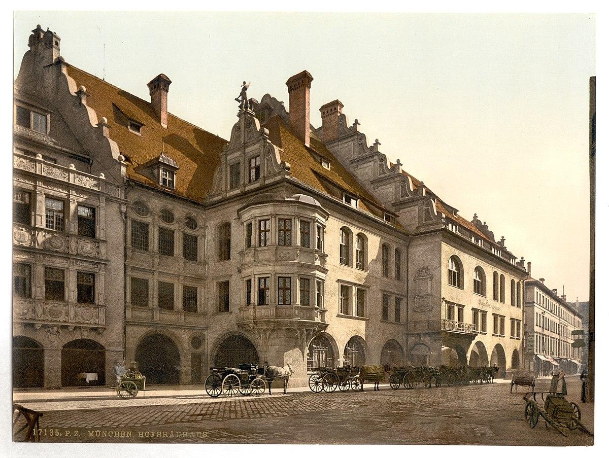 Hofbruhaus am Platzl  Wikipdia