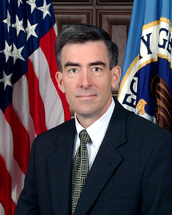 John C. Inglis, official National Security Age...