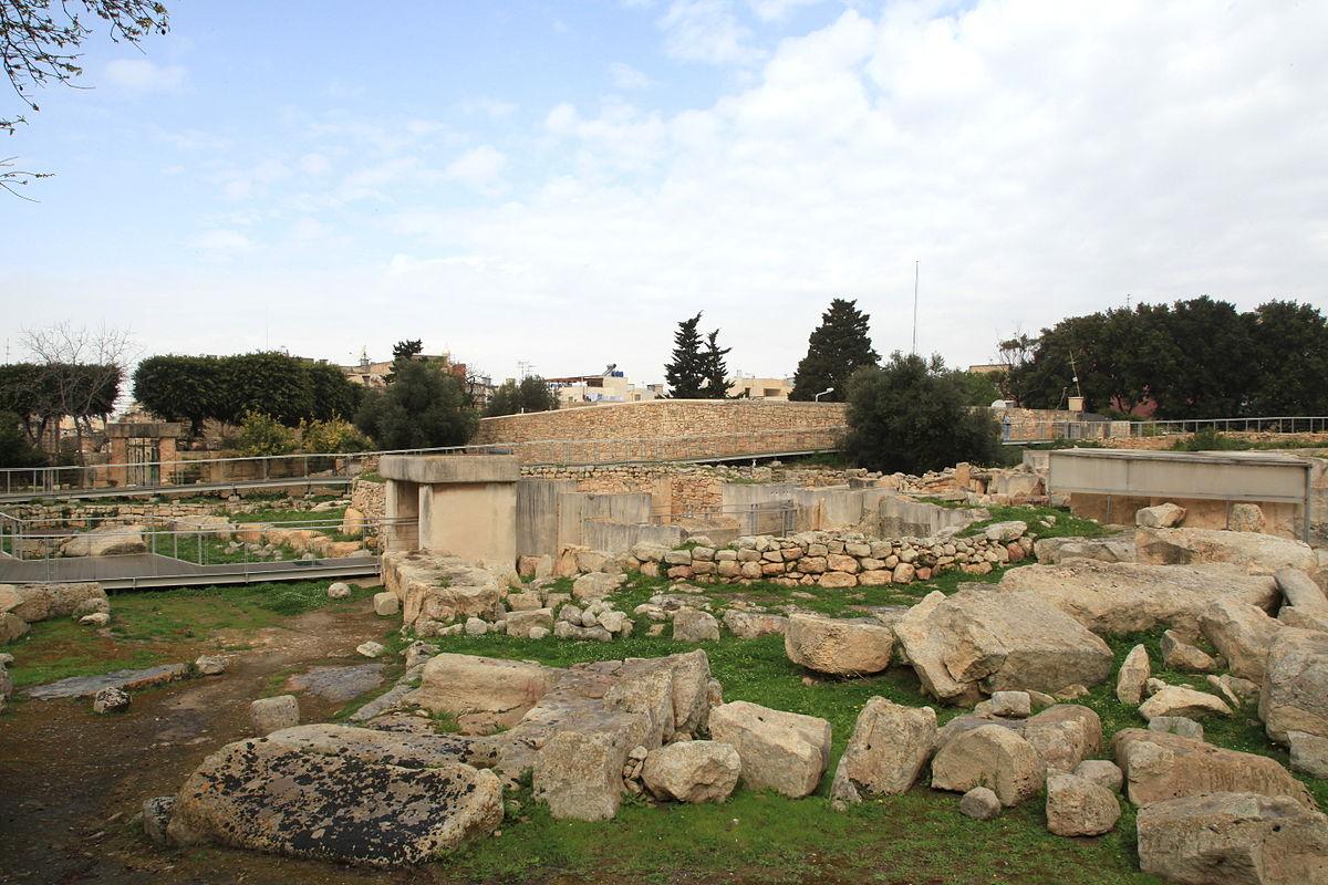 Tarxien Temples  Wikipedia