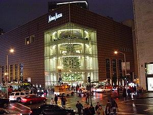 Neiman Marcus in San Francisco, CA Español: Ne...