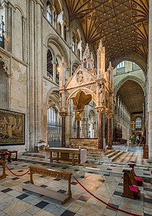 Peterborough Cathedral  Wikipedia