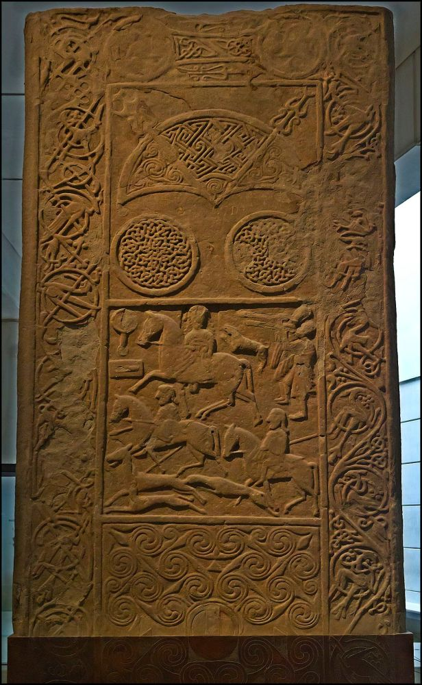 Pictish Carved Stone (8704726114)