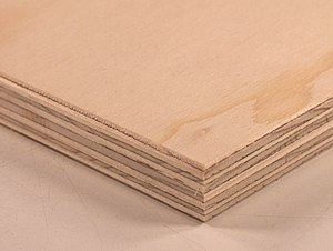 Water Resistant Plywood Sheets
