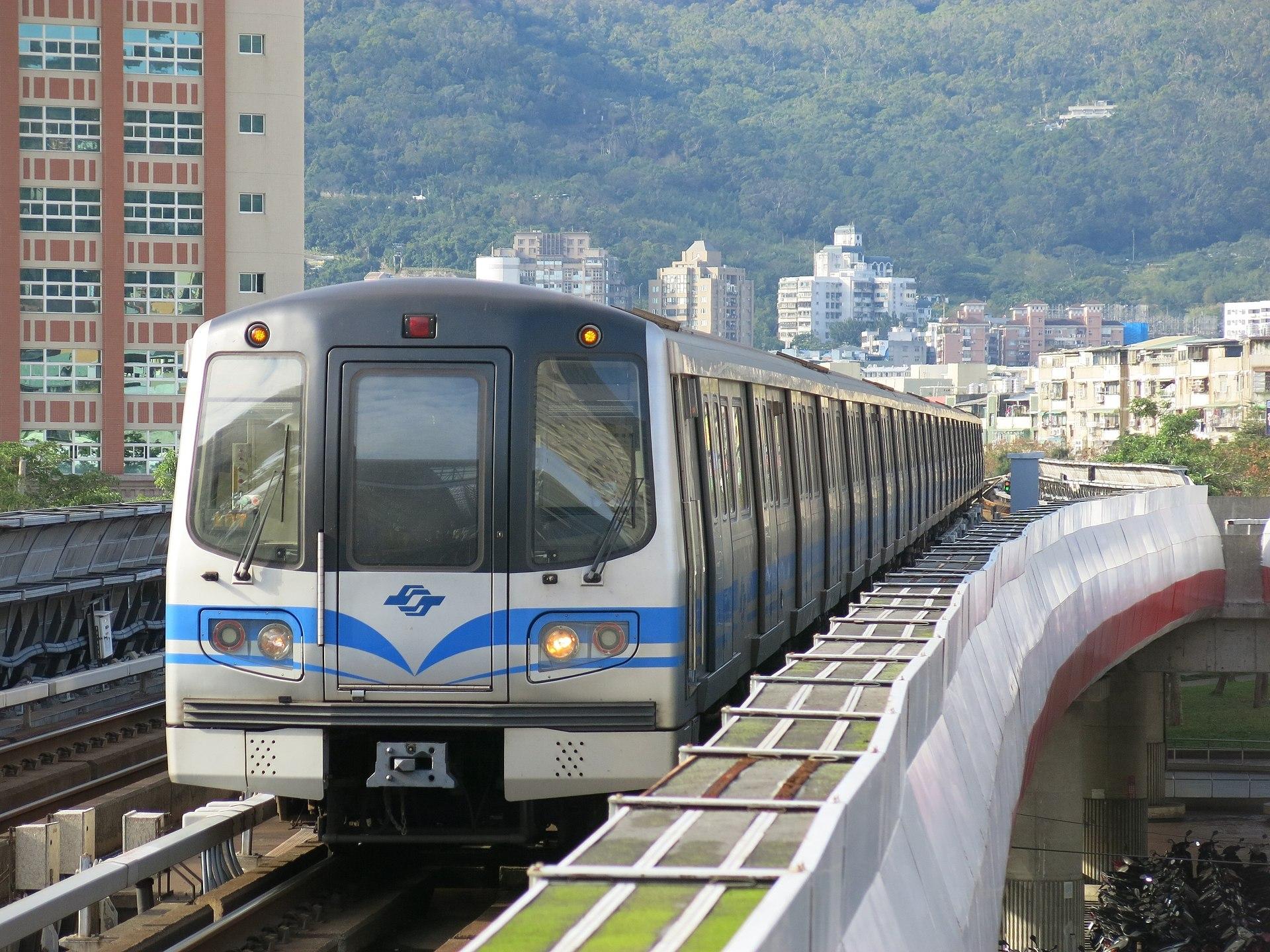臺北捷運381型電車 - Wikipedia
