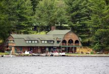 Antlers Hotel Raquette Lake York - Wikipedia