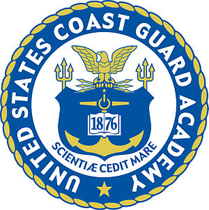 United States Coast Guard Academy seal