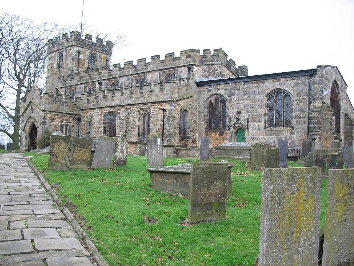 St Matthews Church Pentrich  Wikipedia