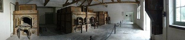 Crematoria in Dachau