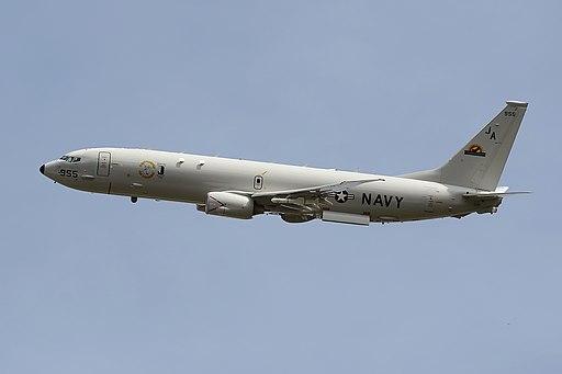 167955 Boeing P-8A Poseidon US Navy VX-1 (14699752943)