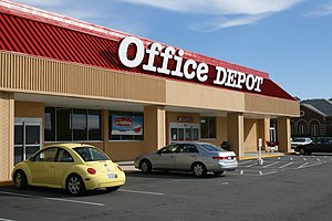 Office Depot at 4001 Durham-Chapel Hill Boulev...