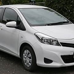 Toyota Yaris Trd Turbo Grand New Avanza 1.3 G M/t Basic 2018 Vitz Wikipedia 2013 Ncp130r Yr 5 Door Hatchback 2016 01