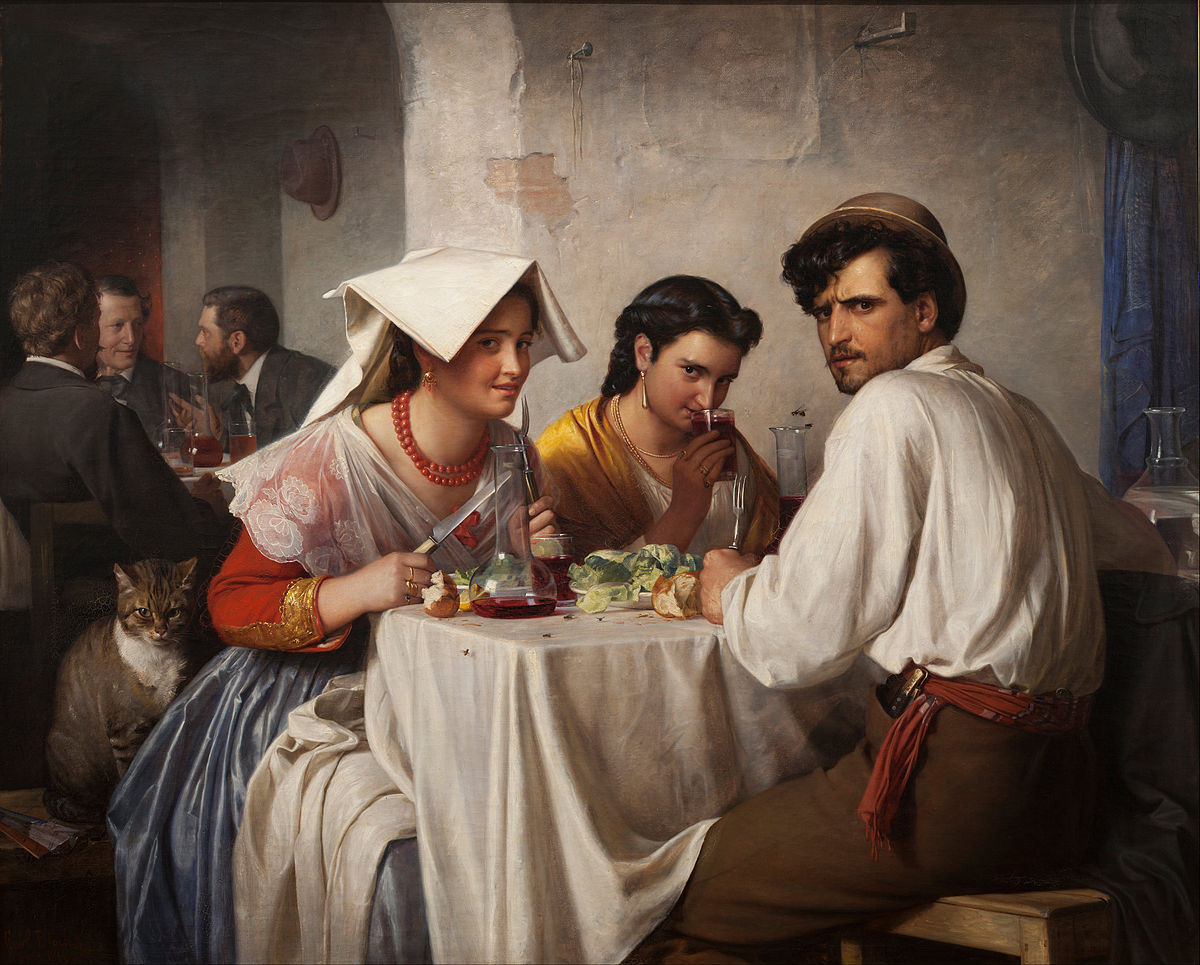 Cucina Tipica Romana Garbatella