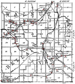 Secret Bases · Mystic, Iowa