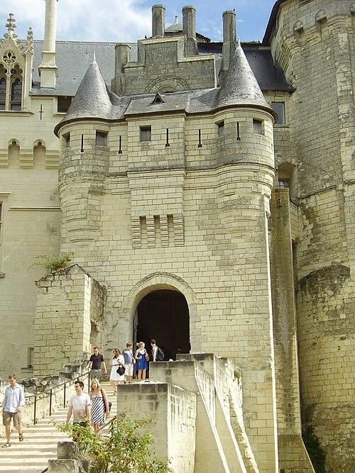 Château de Saumur 2008 PD 14