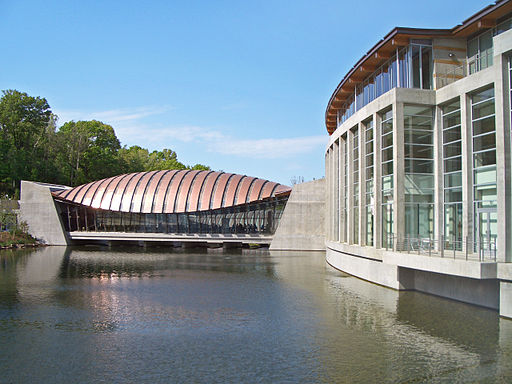 Crystal Bridges Museum of American Art--2012-04-12
