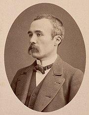 Portrait de Clemenceau par Félix Nadar
