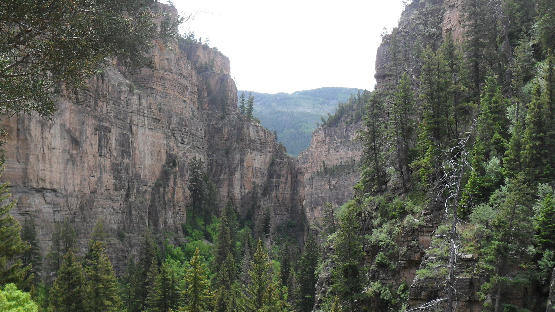 Glenwood Canyon  Wikipedia