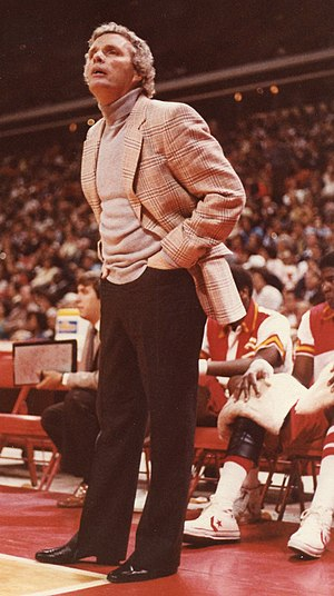 Hubie Brown in 1981.