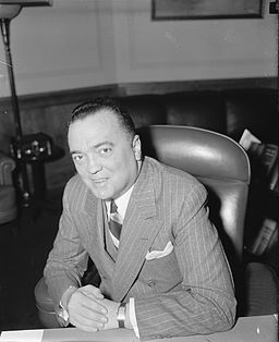 256px-Informal_J._Edgar_Hoover_Smile_1940 The History of Homosexuality: Blackmail and Espionage