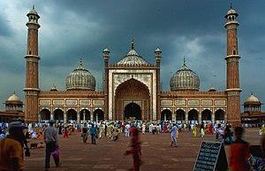 The Masjid-i-Jahan Numa (Hindi: मस्जिद-ए-जहां ...