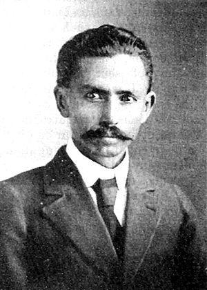 Librado Rivera, profesor y periodista anarquis...