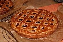 Linzer Torte  Wikipedia