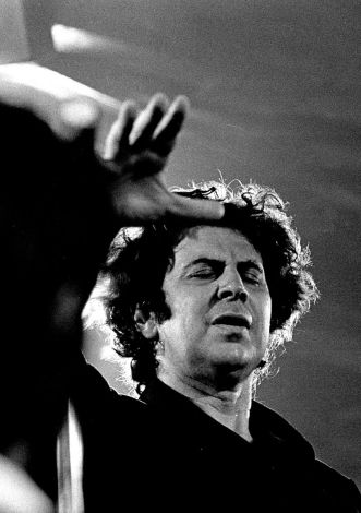 Photo of Mikis Theodorakis