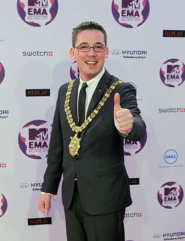 Niall Ó Donnghaile, the popular former lord mayor of Belfast and Sinn Féin's likely candidate in the constituency of East Belfast