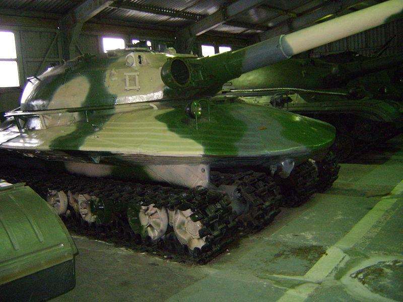 The Soviet Surf Board Object 279 Heavy Vehicles War
