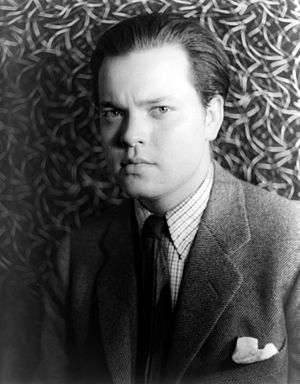 Orson Welles, March 1, 1937