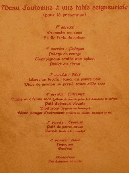 La Seigneurie Au Moyen Age : seigneurie, moyen, File:P1030394, Typique, Seigneurial, Moyen, Age.JPG, Wikimedia, Commons