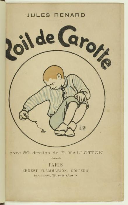 Nom De Famille Poil De Carotte : famille, carotte, Carotte/Texte, Entier, Wikisource