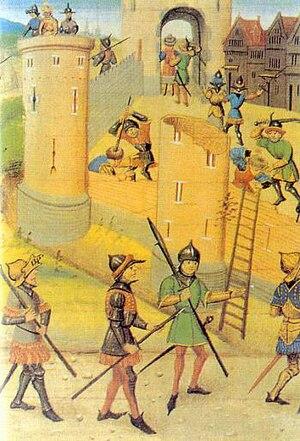 Saladin attacks Jaffa crusades