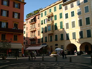 Santa Margherita Ligure, Liguria, Italia