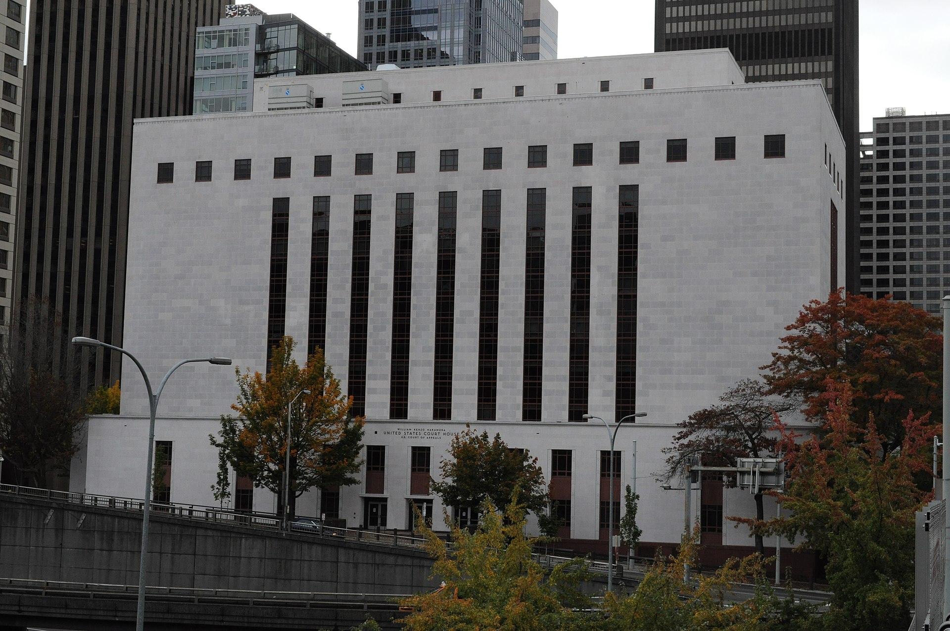 William Kenzo Nakamura United States Courthouse  Wikipedia