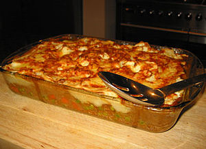filedesc Photo of a Shepherd's Pie