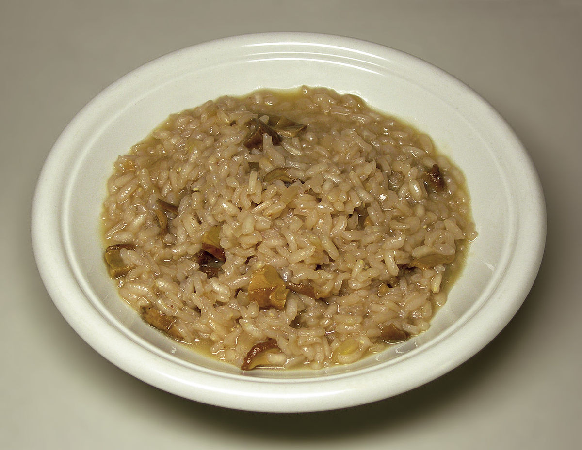 Risotto  Wikipedia