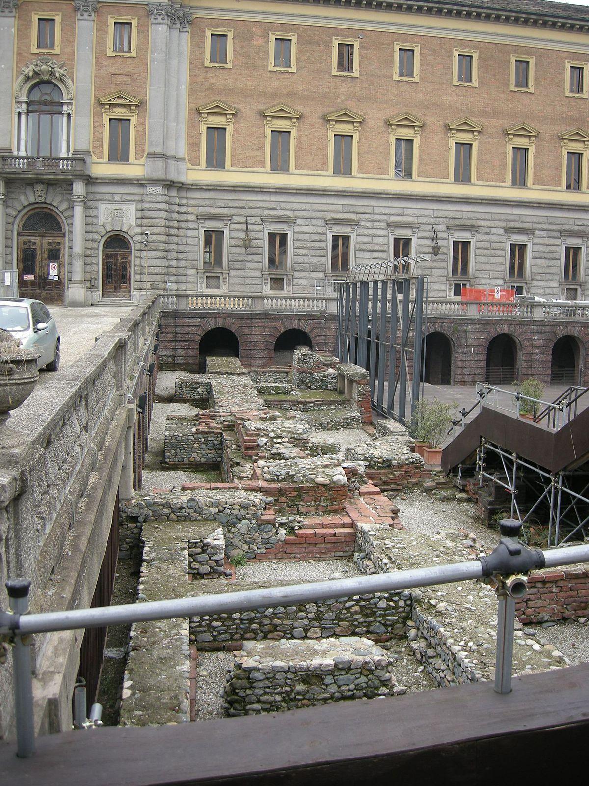 Teatro romano di Torino  Wikipedia