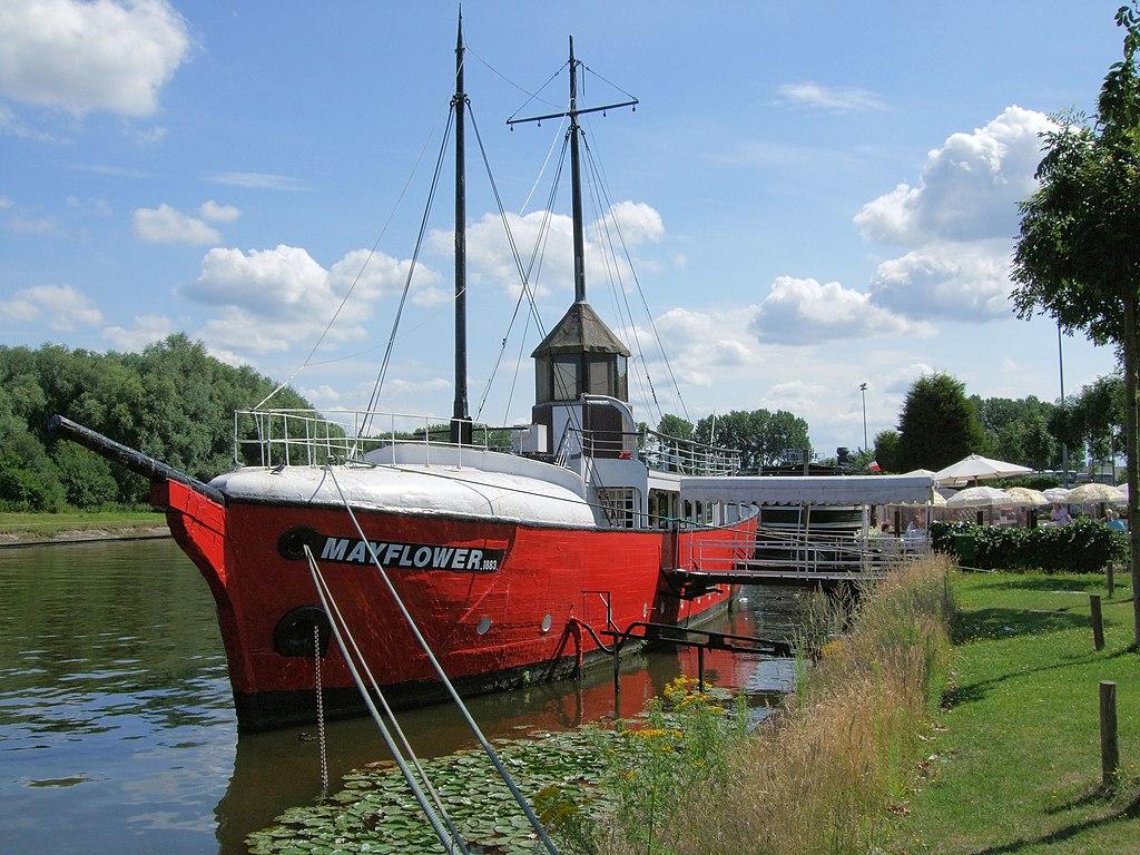 FileThe Mayflower Light Ship Brugesjpg  Wikimedia Commons